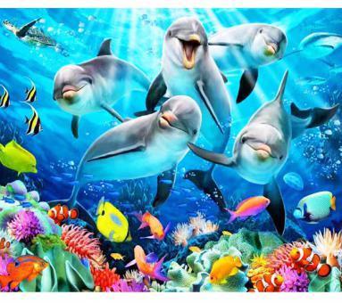 Diamond Painting Meereswelt
