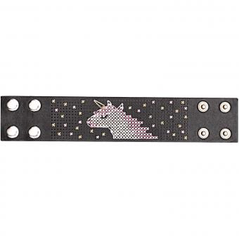 """Jewellery made by me"" Einhorn - Armband Stickset"
