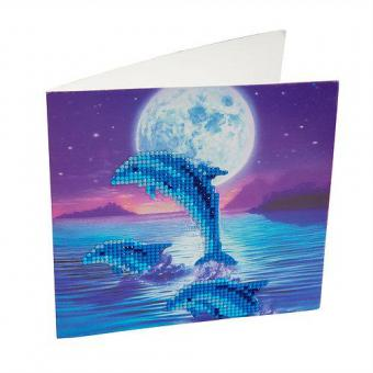 Crystal Card Kit DELFIN