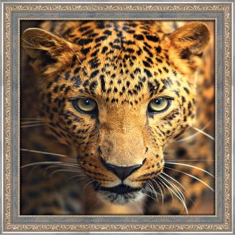 Diamond Painting Leopard
