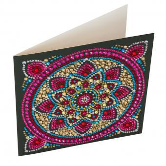 Crystal Card Kit MANDALA