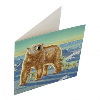 Crystal Card Kit POLAR FAMILIE