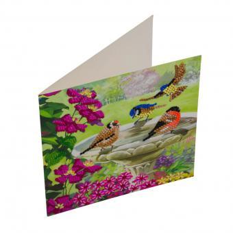 Crystal Card Kit VÖGEL
