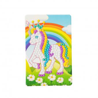 Crystal Card Kit EINHORN
