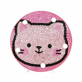 Diamond Painting LED Nacht Lampe Hello Kitty